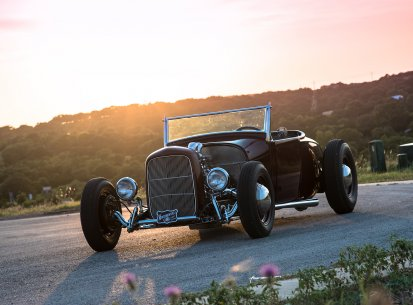 The Auderer Roadster