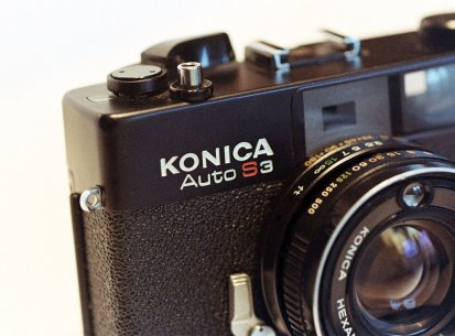 The Konica Auto S3… Another Damned Camera